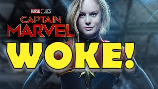 MARVEL STUDIOS CAPTAIN MARVEL Live Trailer Review!