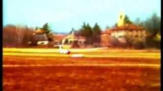 Planeur à réaction A21SJ Caproni 1