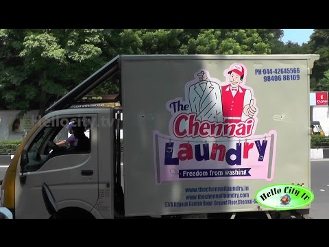 Interview with Mr Radhakrishnan - MD of chennai laundry