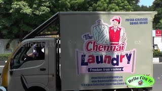 How to start laundry business Interview with Mr Radhakrishnan - MD of chennai laundry