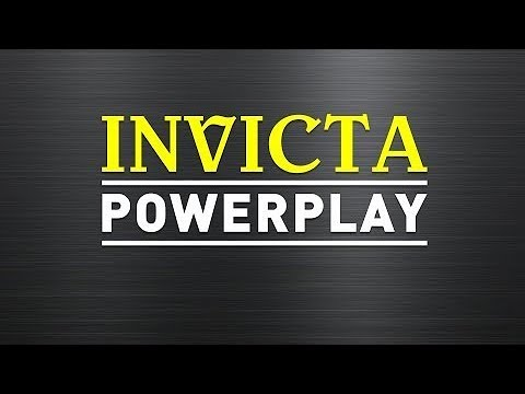 Invicta Power Play 10.20