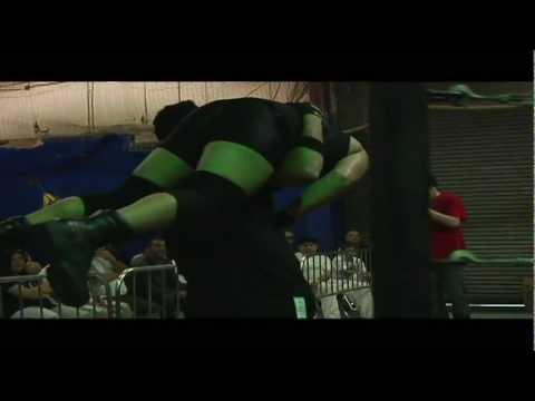 Staten Island Wrestler