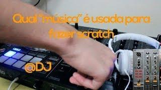 """Qual """"música"""" é usada para fazer scratch? ( Sratch Sentence ) - Free Download - DJ Pauloso"""