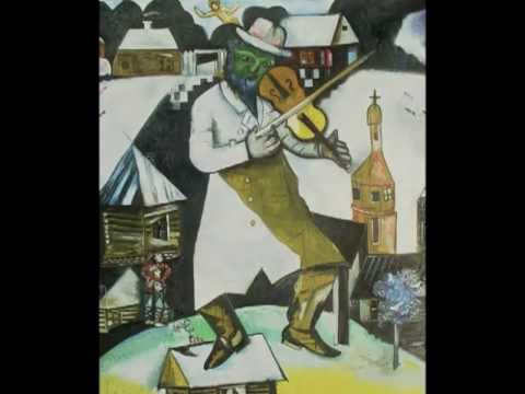 Bernd Franke: Chagall-Musik für Orchester (I985-1986)