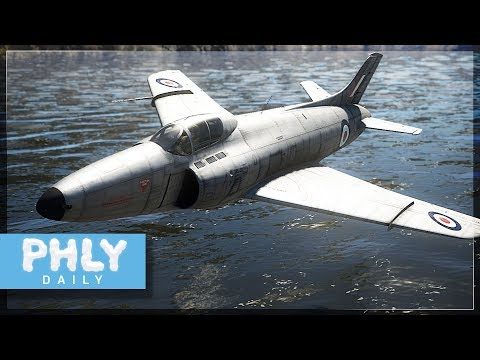 SWIFT & NIMBLE... Just Like My Love Life | SWIFT F.7 (War Thunder Jets)