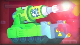 Tank Stars - Playgendary ATOMIC Walkthrough