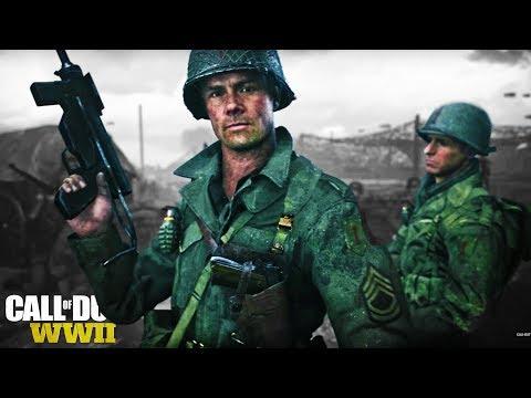 Call of Duty: WWII BEST SMG - HikePlays How To Aim #2 - WW2 4K Gameplay (COD WWII Beta)