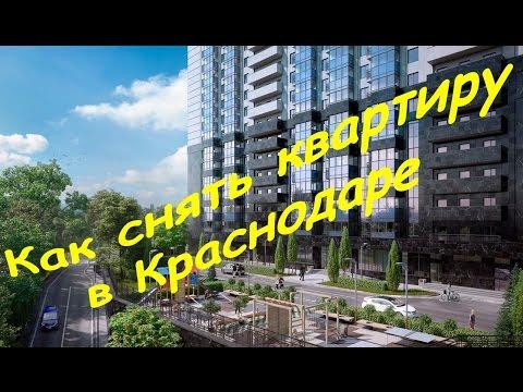 Как снять жилье в Краснодаре?