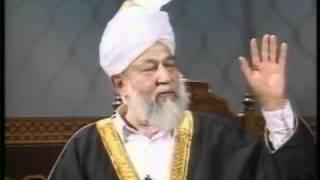 Liqa Ma'al Arab #59 Question/Answer English/Arabic by Hadrat Mirza Tahir Ahmad(rh), Islam Ahmadiyya
