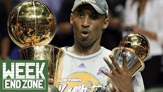 Is Kobe Bryant a TOP 5 All-Time Player? -WeekEnd Zone