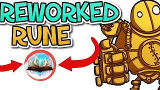 HOW TO ABUSE THE *NEW* SPELLBOOK RUNE ON BLITZCRANK!! || Blitzcrank [COMMENTARY]