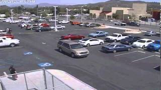 Surveillance video used in Hemet High crash investigation
