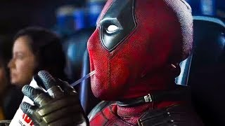 Deadpool 2 'Let's Go Cinema' Trailer (2018) Marvel HD