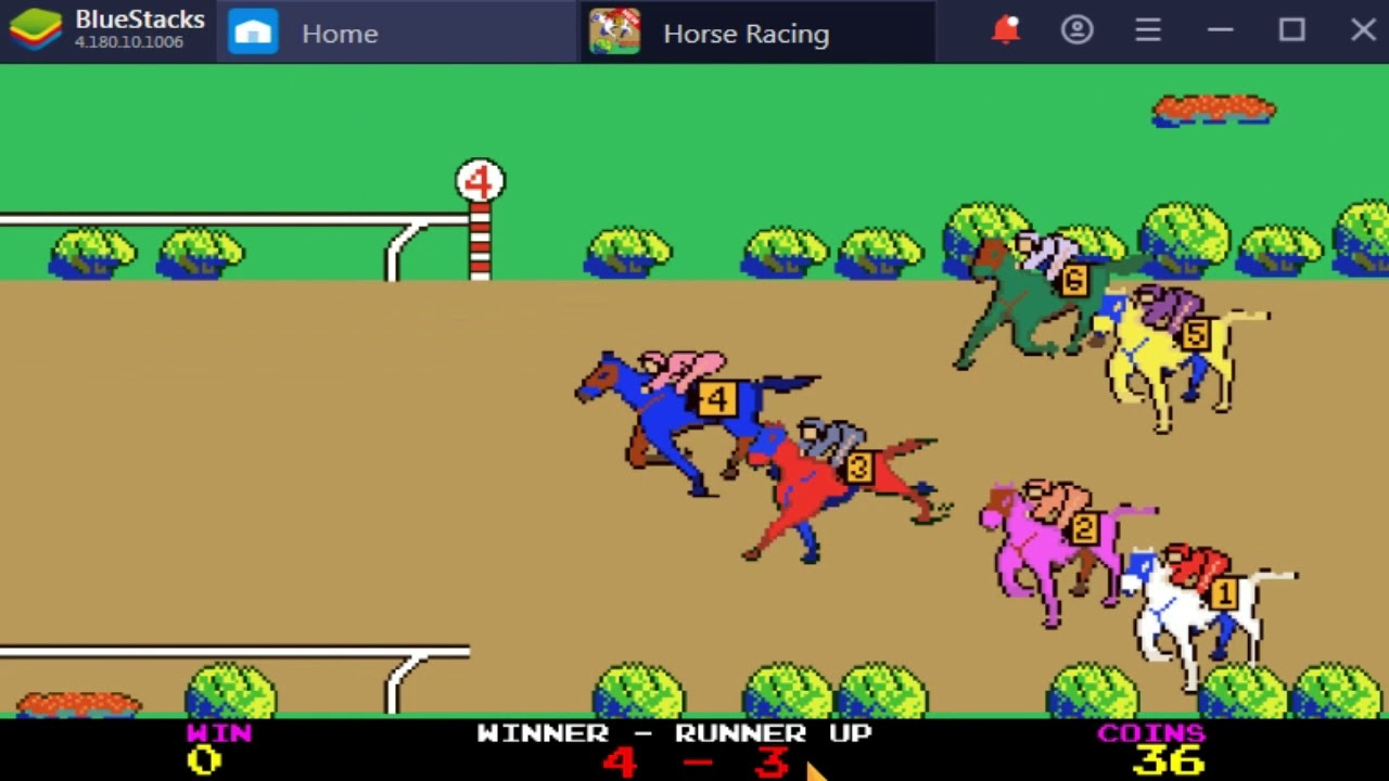 [Ký ức tuổi thơ] Game đua ngựa thùng – ăn thẻ – Horse Racing