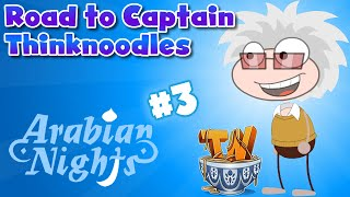 "Poptropica: Road to ""Captain Thinknoodles"" - Arabian Nights Episode 3"