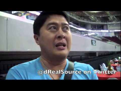 Kenneth Duremdes talks about Manny Pacquiao, PBA Legends game, Miami Heat, etc.