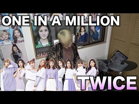 Twice One In A Million をしっとり叩いてみた Drums Cover Youtube