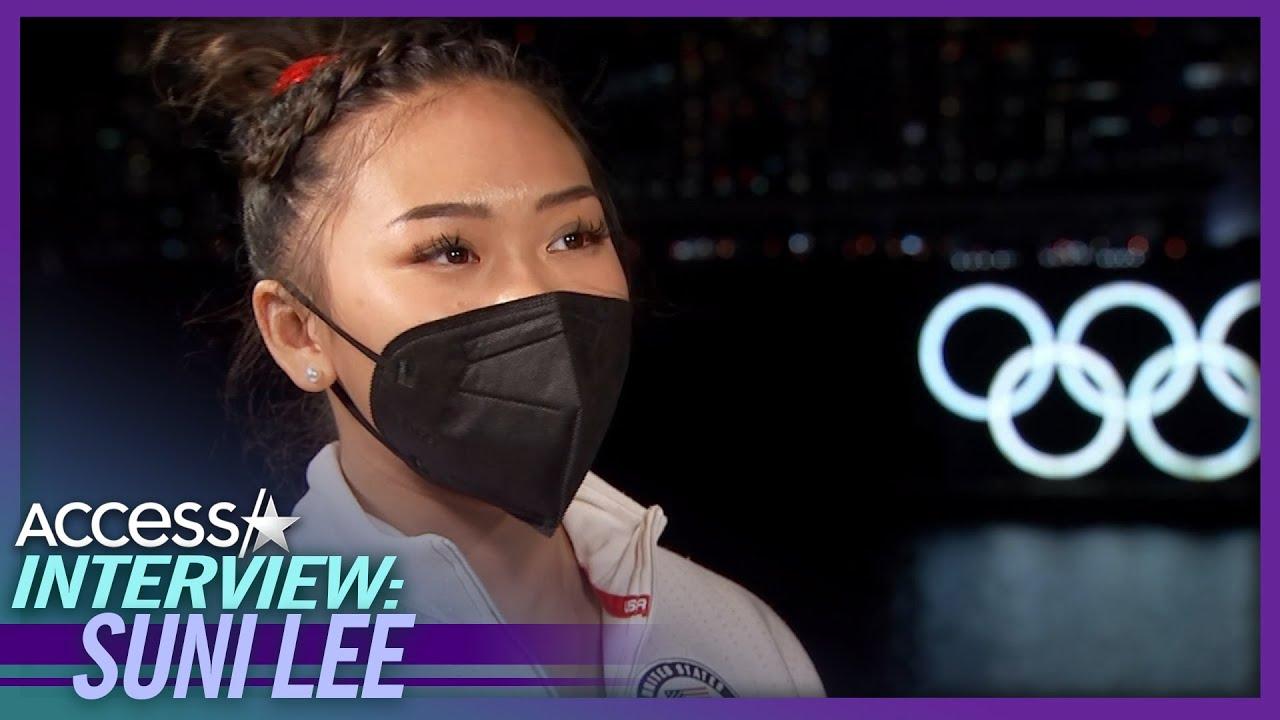 Suni Lee Shares Excitement Over Putting Olympic Gold Around Her Dad