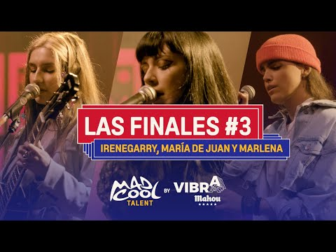 Mad Cool Talent by Vibra Mahou - Programa 3