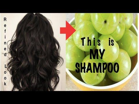 Homemade Herbal Shampoo  –  oily hair, frizzy hair, long and short hair,  smooth hair, silky hair