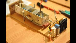 DIY High Voltage Supply (12V to 50KV)