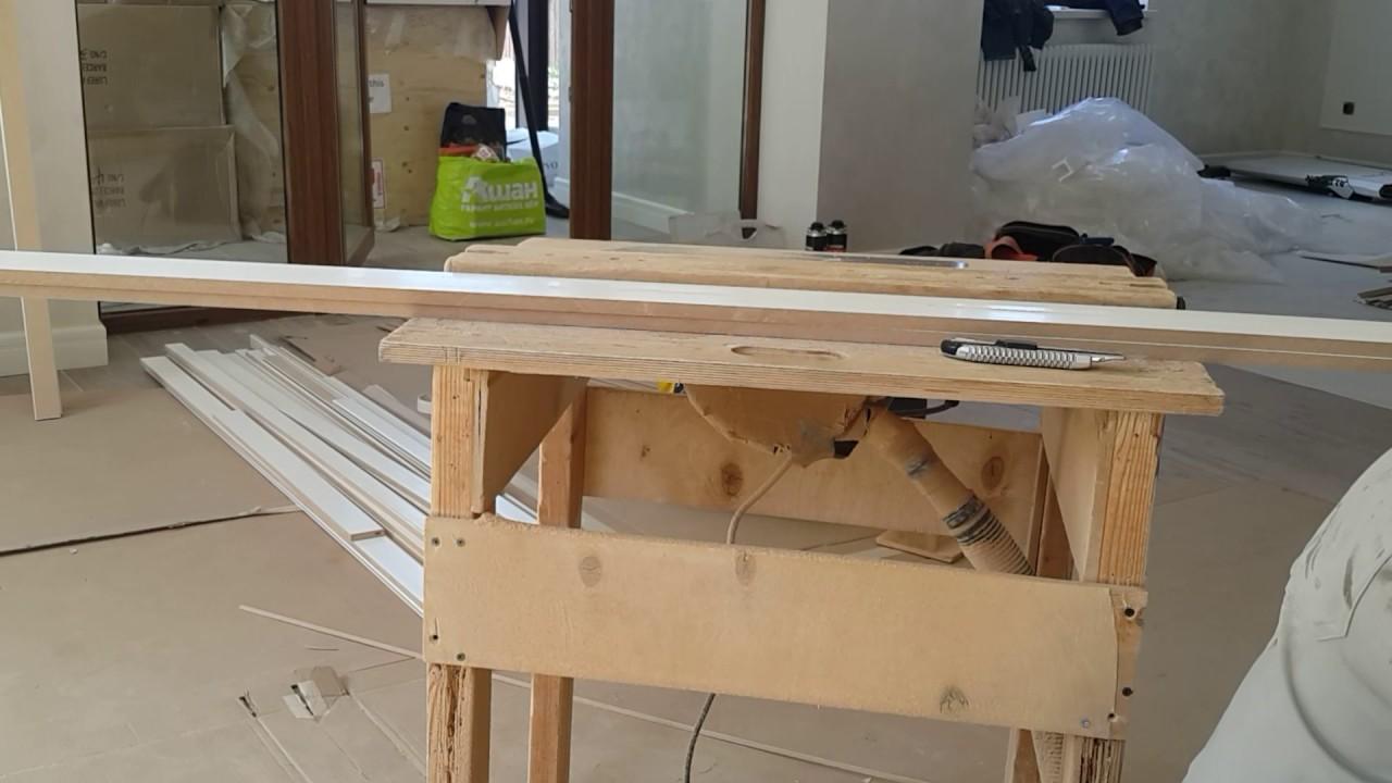 Изготовление доборов на двери(2)