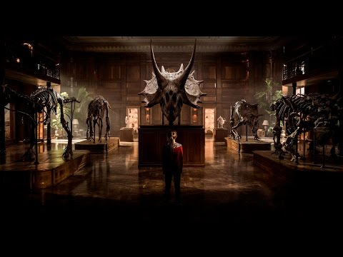 "Jurassic World 2 - ""Walking In Giant Footsteps"""