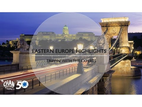 11D / 12D Eastern Europe Highlights