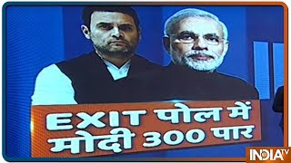India TV-CNX Exit Poll predicts 300 seats for BJP-led NDA