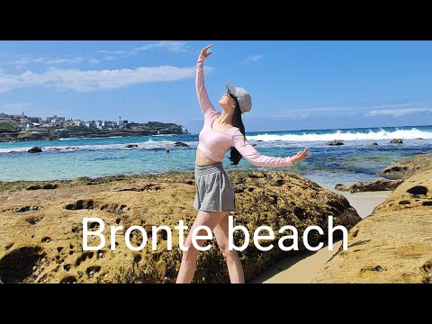 Bronte beach / 브론테 비치
