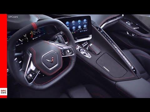 2020 Chevrolet Corvette C8 Stingray Interior
