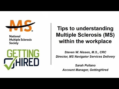 Tips to Understanding Multiple Sclerosis Within the Workplace