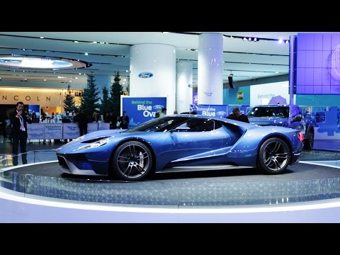 2015 Detroit Auto Show | Hits and Misses