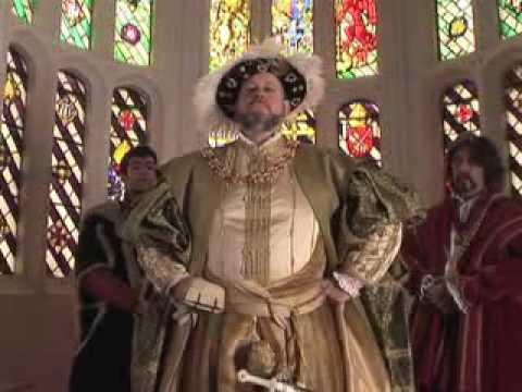 Clothing in Henry VIII's Tudor England