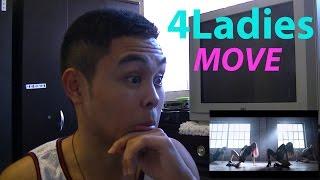 포엘 four ladies 4l move 무브 mv reaction