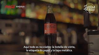Juntos en todas con Coca-Cola