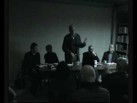 Spotkanie dyskusyjne wokół pism Jacka Kuronia - prof.Andrzej Friszke cz.1-Wrocław, 14.12.2009.wmv