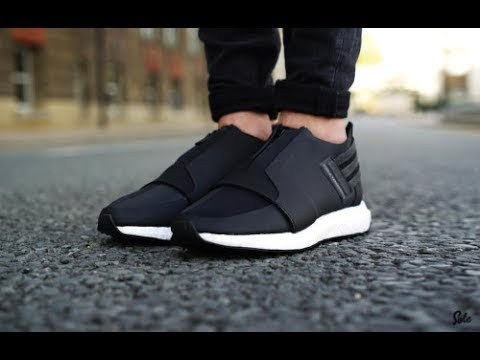ff77259dd4d84 Y-3 x Zip low Review (On Feet) - YouTube