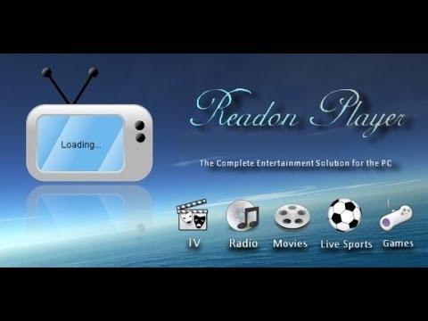 GRATUIT TV PLAYER READON GRATUIT RADIO TÉLÉCHARGER MOVIE