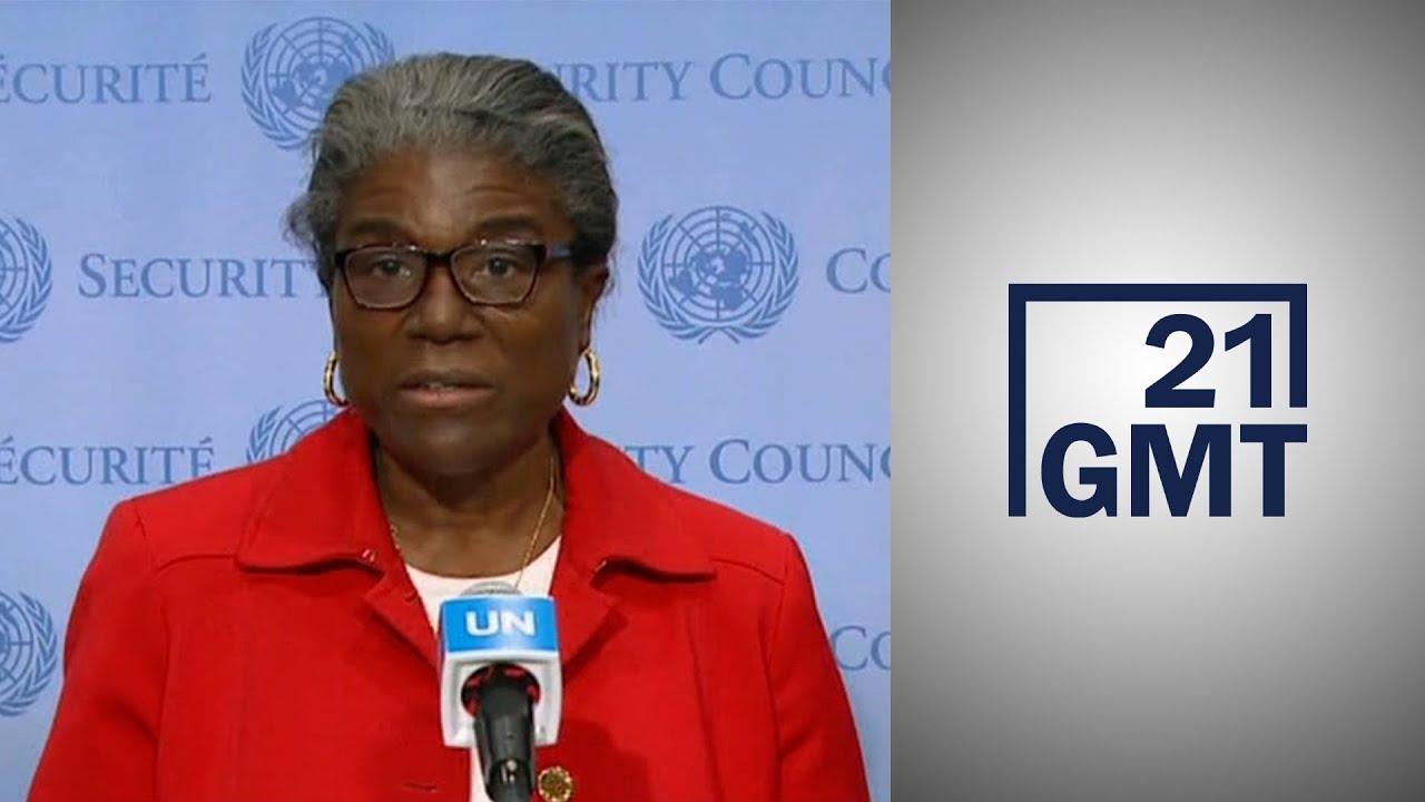 مندوبة واشنطن بالأمم المتحدة في زيارة لمالي والنيجر والغابون