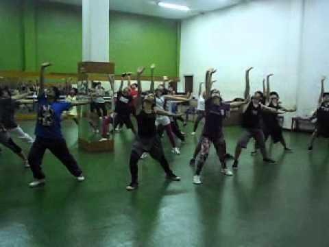 Latihan 20 Dance Like Agnes  ( Temperature )