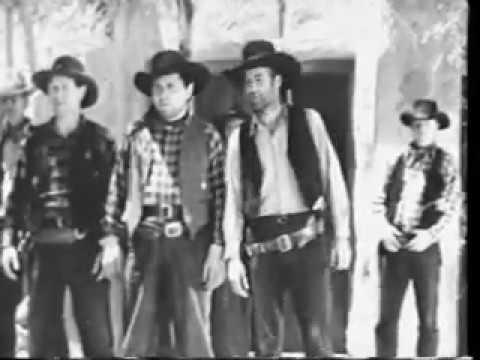 Fugitive Valley 1941  Range Busters Ray Crash Corrigan, John Dusty King, Max Alibi Terhune