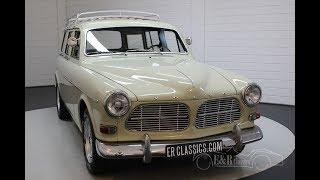 Volvo Amazon Kombi 1966 -VIDEO- www.ERclassics.com