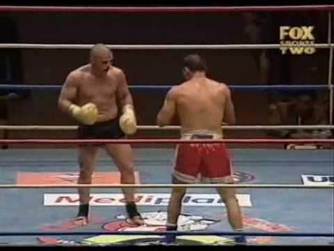 Mike Zambidis vs Gurkan Ozkan (Knockout Special)