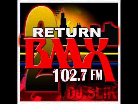 DJ SLiK return 2 BMX Chicago Style Jack Trax MIX