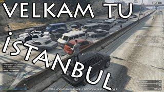 KOMİK ANLAR! - GTA 5 Türkçe Online Bölüm 4