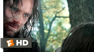 My Brother, My Captain, My King Scene - The Lord of the Rings: The Fellowship of the Ring Movie - HD