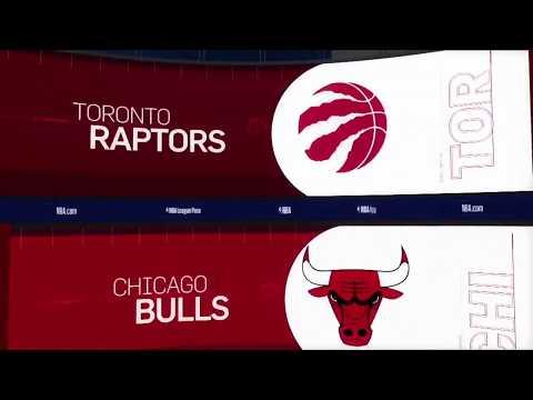 Toronto Raptors vs Chicago Bulls Game Recap | 11/17/18 | NBA