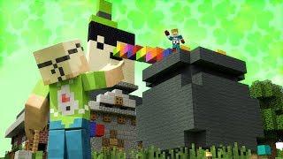 A POT OF GOLD?! - Minecraft Evolution SMP #41