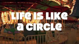"""Hula Hoop"" by The String Beans (OFFICIAL LYRIC VIDEO)"